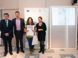 Srednjoškolci predstavljaju Evropu na kalendaru Evropskog PROGRESa za 2015  godinu