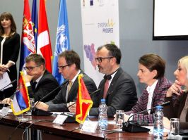 European Union and Swiss Government contributed to better life of people in the South of Serbia