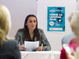 Podrška ženskom preduzetništvu kroz dodelu bespovratnih sredstava