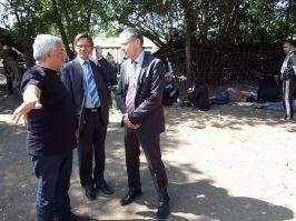 Evropski zvaničnici posetili Bujanovac i Preševo