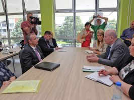 European Support to the Advancement of Education in South Serbia
