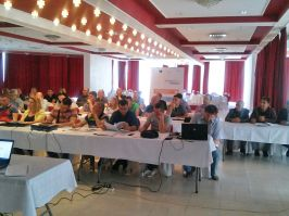 Opremi  zaposli  pokreni   Evropska podrška privrednicima na jugoistoku i jugozapadu Srbije