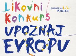 Počinje likovni konkurs za kalendar Evropskog PROGRESa za 2015.