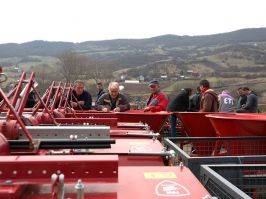 New Agricultural Machinery Delivered to Agricultural Associations in Novi Pazar