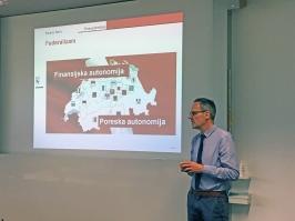 Predstavnici lokalnih samouprava sa juga poili opštine u Švajcarskoj