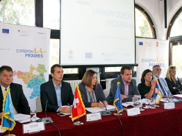 200 Projects Implemented in South-East and South-West Serbia in Three Years