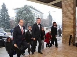 Fabrici  Evropska unija posvećena razvoju juga Srbije