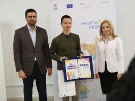 Vranje, Kalendar Evropskog PROGRESa