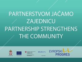 Partnership Strengthens the Community