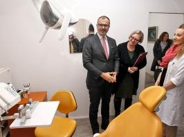 Prva poa ambasadora Fabrici Aleksincu i Nišu
