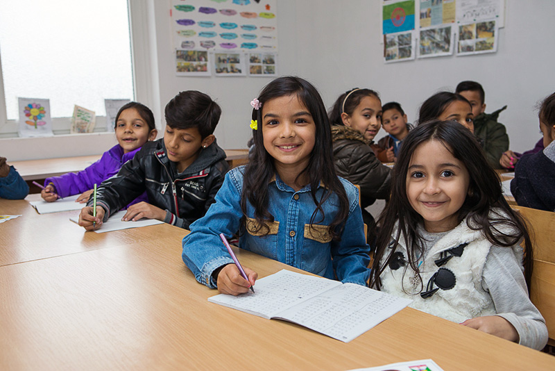 Support to Roma education The Strength is in Numbers and Letters